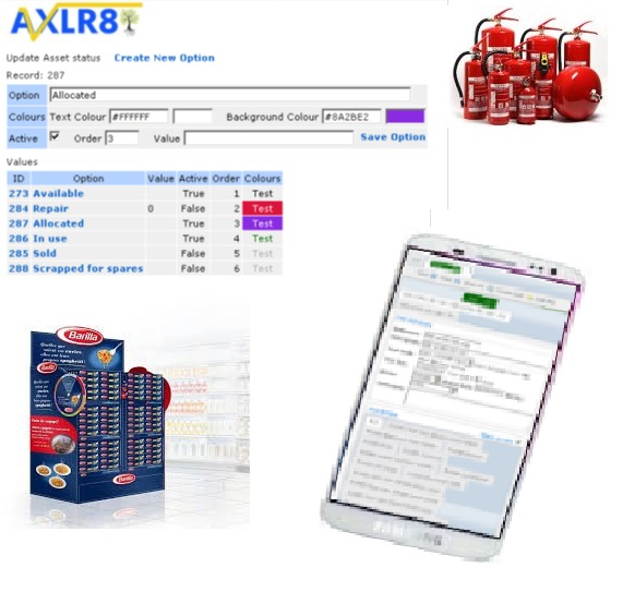 AXLR8 manages field staff radios, uniforms, PPE and other equipment