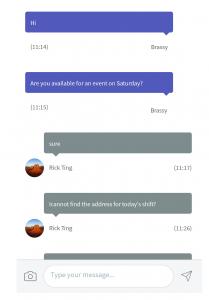AXLR8 Chat